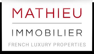 Logo Mathieu Immobilier