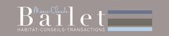 Logo Marie-Claude Bailet-Habitat Conseil