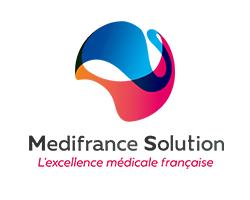 Logo Medifrance Solution