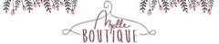 Logo M'Elle Boutique