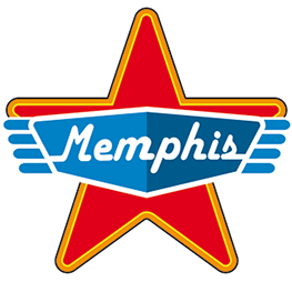 Logo Memphis Coffee Chambery