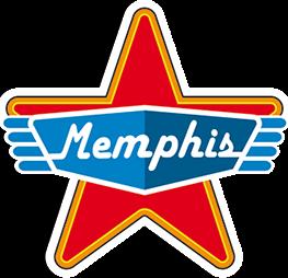 Logo Memphis Coffe