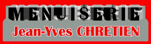 Logo Menuiserie Jean-Yves Chretien