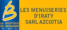 Logo Les Menuiseries d'Iraty