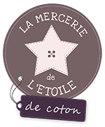 Logo La Mercerie de l'Etoile de Coton