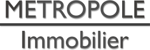 Logo Metropole Immobilier
