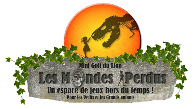 Logo Mini Golf du Lion