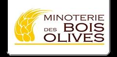 Logo Minoterie des Bois Olives