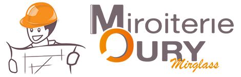 Logo Miroiterie Oury Mirglass