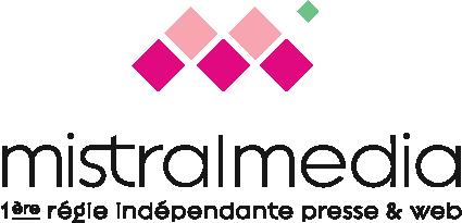 Logo Mistral Media