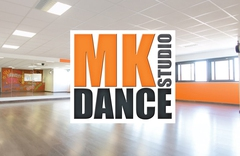 Logo Mk Dance Studio