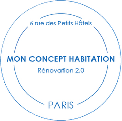 Logo Mon Concept Habitation