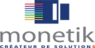 Logo Monetik