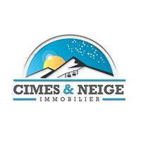 Logo Cimes et Neige Immobilier
