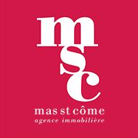 Logo Le Mas St Come Immobilier