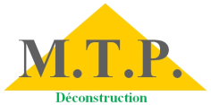 Logo Mtp Construction