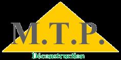 Logo Mtp Construction