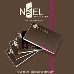 Logo Neel Chocolatier