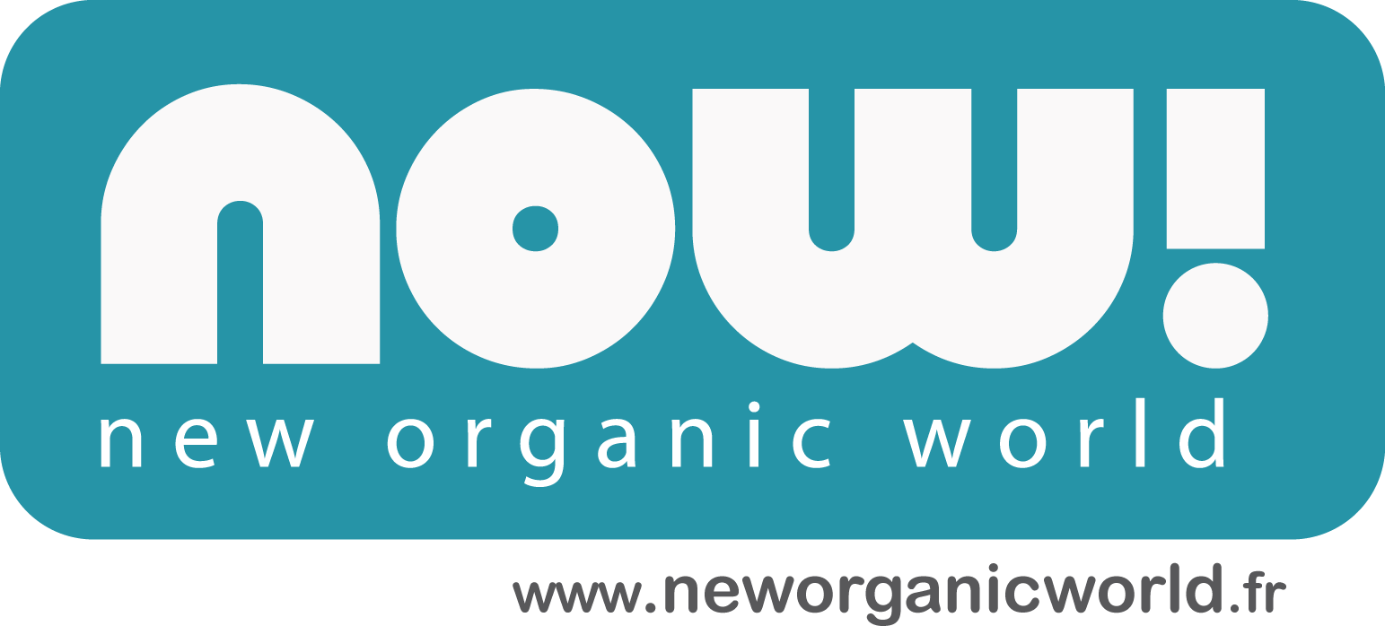 Logo Now! - New Organic World
