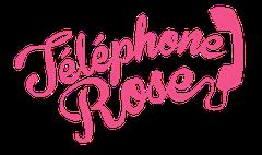 Logo Le Telephone Rose