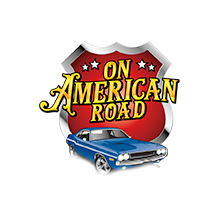 Logo On American Road