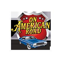 Logo On American Road
