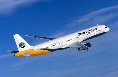 Logo Oran Voyages