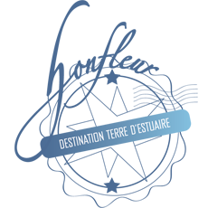 Logo Office de Tourisme Communautaire de Honfleur