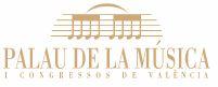 Logo Palau de la Musica de Valencia