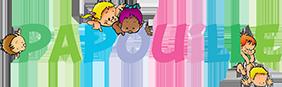 Logo Papouille + Baby Creche