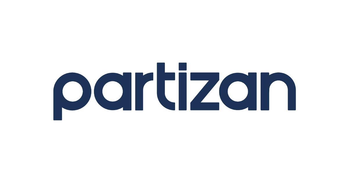Logo Partizan Animation
