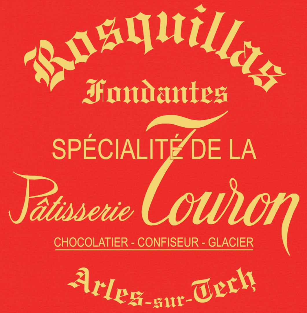 Logo Patisserie Touron
