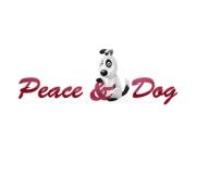 Logo Peace & Dog