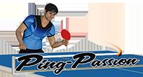 Logo SARL Ping Passion