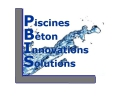 Logo Piscines Beton IS