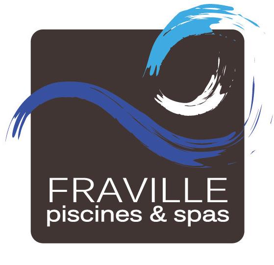 Logo Fraville Piscines et Spas