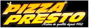 Logo Pizza Presto