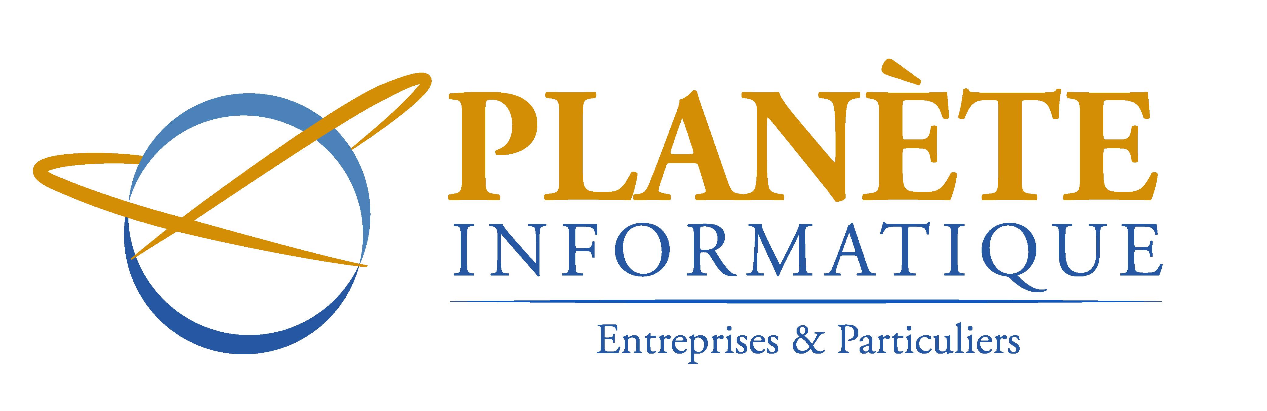 Logo Planete Informatique