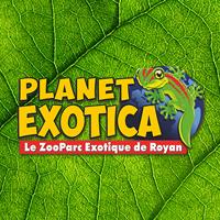 Logo Planet Exotica
