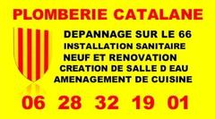 Logo Plomberie Catalan