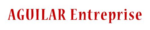 Logo Entreprise Aguilar