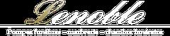 Logo Pompes Funebres Chambre Funeraire Marbrerie SASU Lenoble