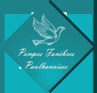 Logo Pompes Funebres Paulhanaises