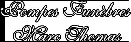 Logo Marc Thomas SARL