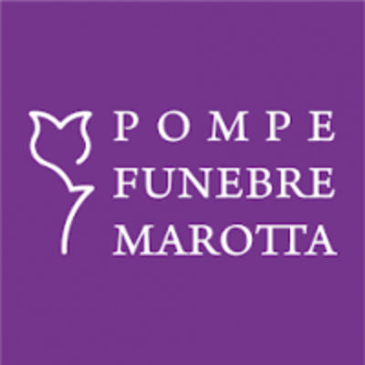 Logo Pompes Funebres Marotta