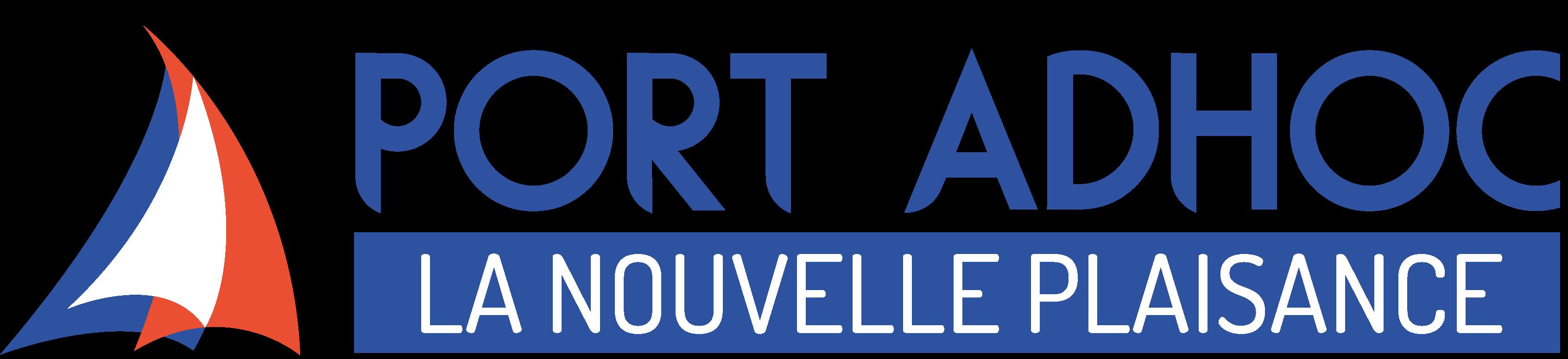 Logo Port Adhoc Leucate