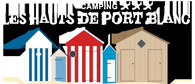 Logo Camping les Hauts de Port Blanc