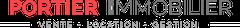 Logo Portier Immobilier Orpi