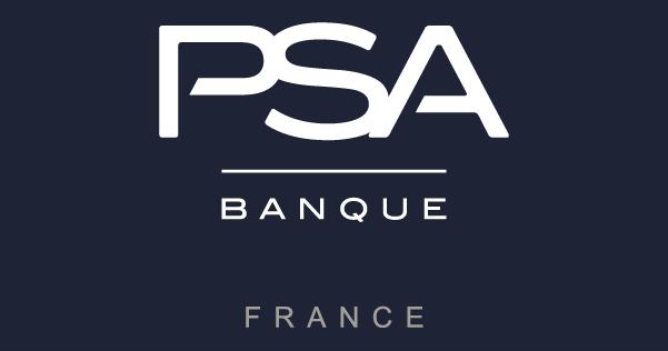 Logo Psa Banque France
