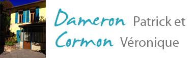 Logo Cormon et Dameron SARL